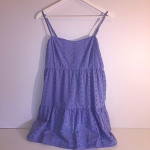 COTTON ON sz  XS  broderie anglaise summer dress